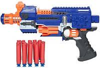 Бластер с мягкими пулями на присосках SB330, фото 1