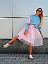 Женская юбка пачка Breeze Оверсайз, фото 5