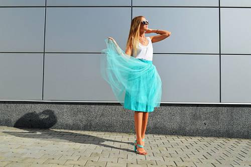 Женская юбка пачка Breez   Размер: S