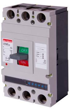 Силовой автоматический выключатель с электронным расцепителем e.industrial.ukm.400Rе.400