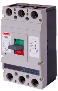 Силовой автоматический выключатель с электронным расцепителем e.industrial.ukm.400Rе.250