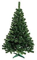 Искусственная елка сосна 1,8 м ПВХ с подставкой новогодняя (штучна ялинка з підставкою новорічна)
