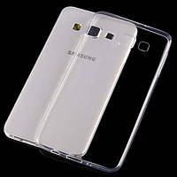 Чохол силіконовий прозорий для Samsung G360, 0.5 mm