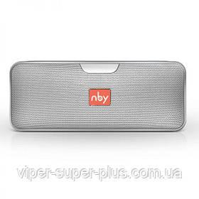 Портативная Блютуз колонка JAKCOMBER NBY-3040 FM Повер Банк micro USB SD AUХ беспроводная Bluetooth колонка