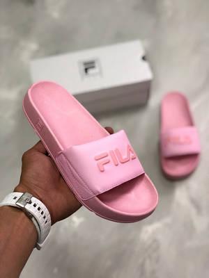 Сланцы розовые Fila Drifter Slide