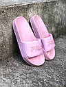 Сланцы розовые Fila Drifter Slide, фото 4