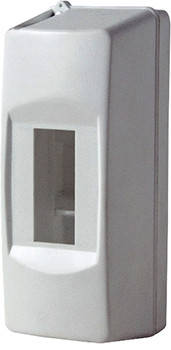 Корпус пластиковый 2-модульный e.plbox.stand.02, без дверки