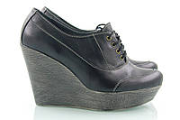 VM-Villomi Женские черные туфли на танкетке