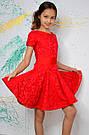 Рейтинговое платье (бейсик) для выступлений, фото 3