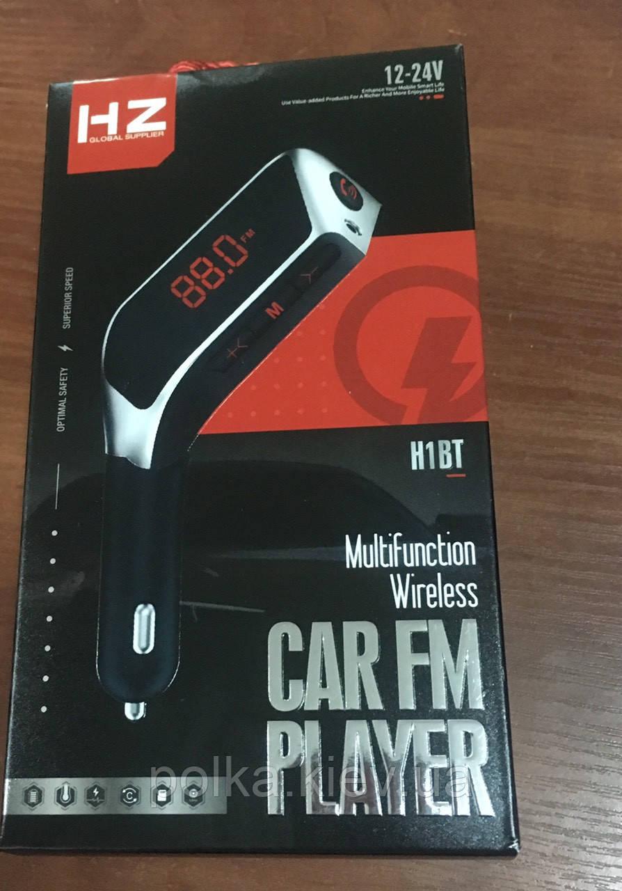 FM модулятор BULUETOOTH and MR3 USB