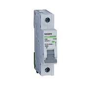 Автоматический выключатель Noark Ex9BN 1P C6