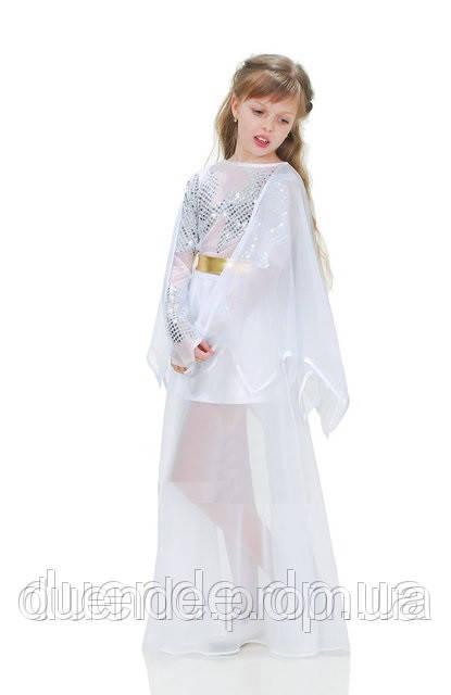Ангел карнавальный костюм для девочки / BL - ДС7