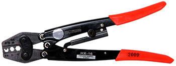 Инструмент e.tool.crimp.hx.16.6.16 для обжимки неизолированных наконечников 6-16 кв.мм