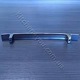 Мебельная ручка 3D эффект MAR К8081 128 античная бронза, фото 8