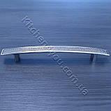 Мебельная ручка 3D эффект MAR К8081 128 античная бронза, фото 4