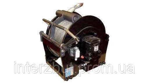Лебідка гідравлічна лебедка BZE 2000