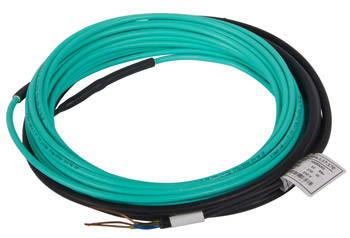 Кабель нагревательный двужильный e.heat.cable.t.17.250. 15м, 250Вт, 230В