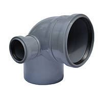 Отвод ППР 110/50 90 ° лев. внутр. канализация