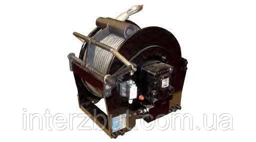 Лебідка гідравлічна лебедка BZE 2500