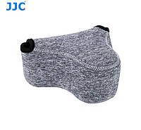 Защитный футляр - чехол JJC OC-S2BG для камер Olympus E-PL2, E-PL3, E-PL5, E-PL6, E-PL7 с объективом 12-50mm, фото 1