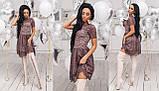 Красивое женское гипюровое платье (7расцв)  42.44.46, фото 2