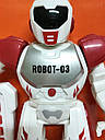 Робот на радиоуправлении ROBOT-03 (красный), фото 4
