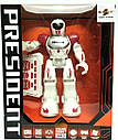 Робот на радиоуправлении ROBOT-03 (красный), фото 2