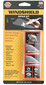 Комплект для ремонта лобового стекла windshield