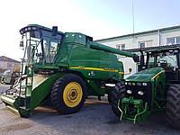 Комбайн зернозбиральний John Deere 9650 W