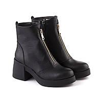 VM-Villomi Демисезонные ботинки на большом каблуке в интернет-магазине