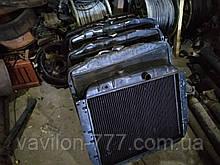 Радиатор КРАЗ без турбины
