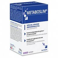 Ineldea Метабослим против висцеральных жиров 50+ ,90 капсул ,Sante Naturelle