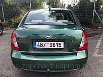 Кришка багажника 2006 -2010 Hyundai Accent седан