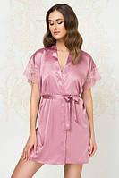 Набор Anabel Arto халат+ночнушка (розовый) Размер M, фото 1