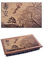Поднос с подушкой Китай, КОД: 176120