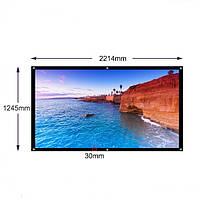 Экран для проектора 100 дюймов 220*120 см
