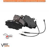 Колодки тормозные передние Lifan 520 KIMIKO L3501102A1-KM