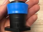 Заглушка Presto для шланга туман Silver Spray 25 мм, фото 2