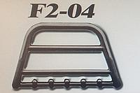 Кенгурятник F2-04.
