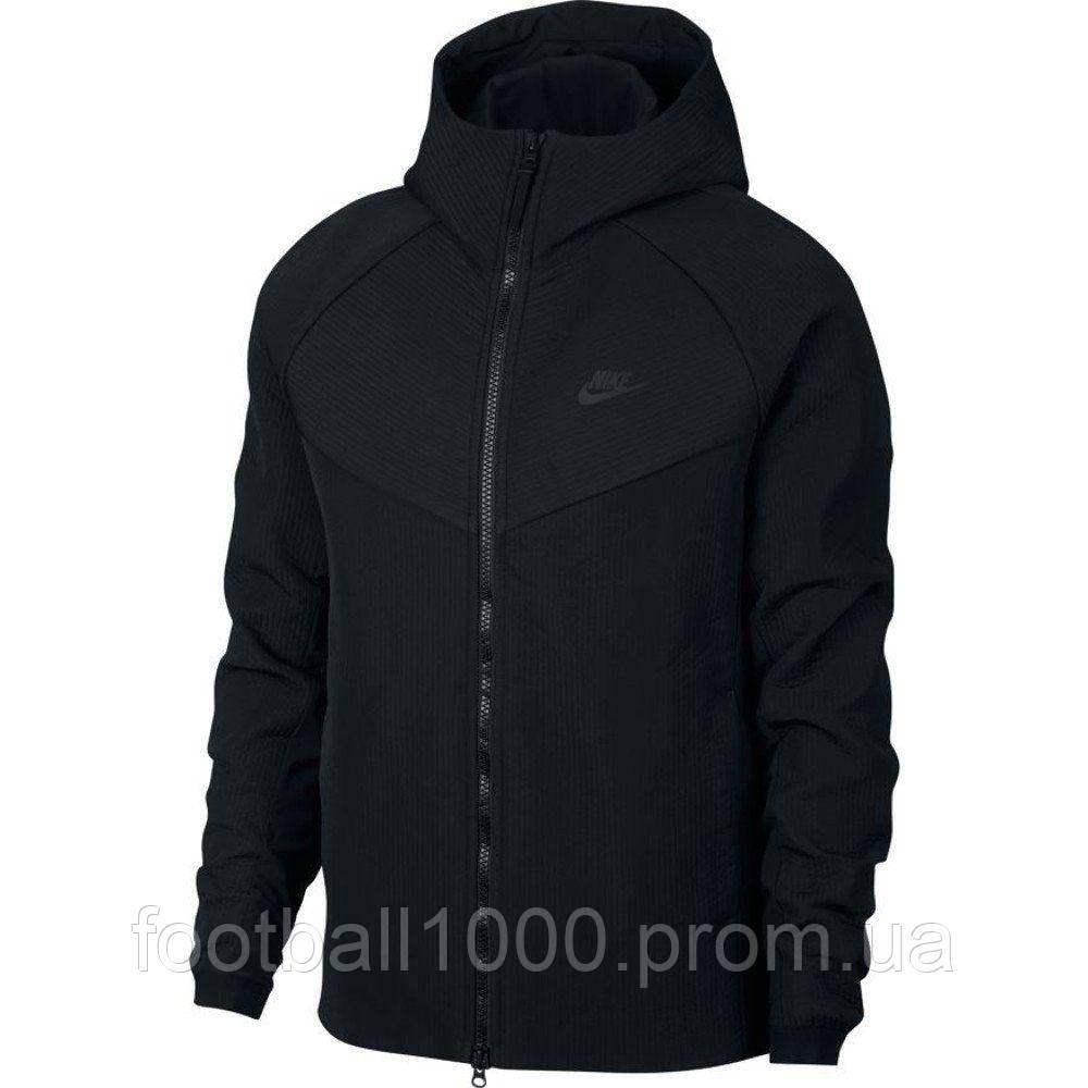 4cc340aa Ветровка-куртка Nike NSW Tech Pack Jacket Hooded Woven 928551-010 - Gooool.