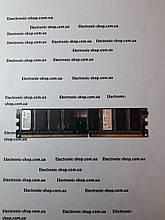 Оперативная память PQ1  DDR 400 256мб  оригинал б.у