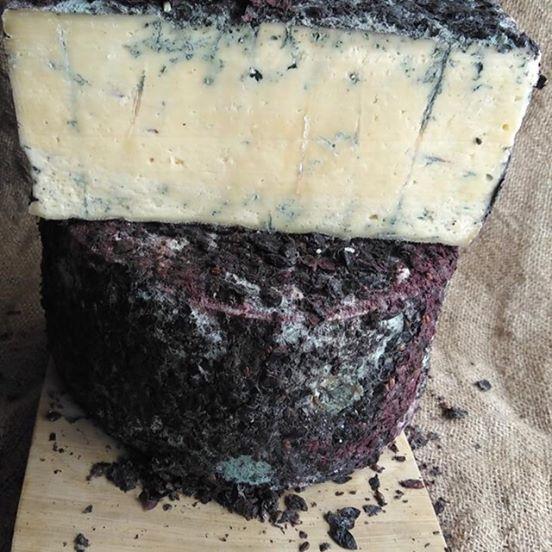 Сир з пліснявою козиний Ярило 100г ф.г. StreKoza