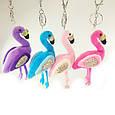 Брелок Фламинго со стразами, фото 5