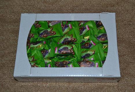 Чернослив в шоколаде закарпатские шоколадніе конфеты по-500г.