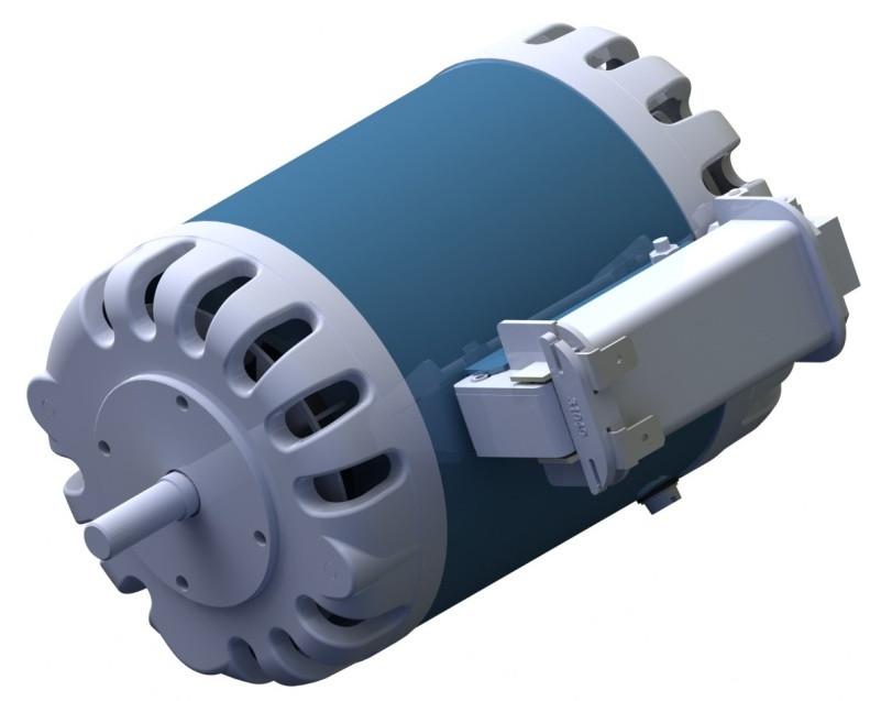 Асинхронные электродвигатели с электромагнитным тормозом серии FCJ4C, FCT4C, FT4C