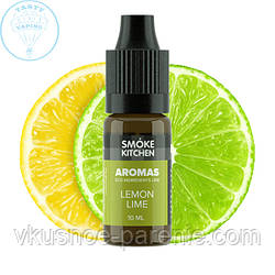 Ароматизатор Lemon Lime (Лимон лайм) Smoke Kitchen 10 мл
