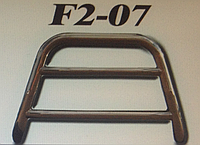 Кенгурятник F2-07.