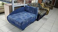 Диван детский б/у, синий детский диванчик б/у, фото 1