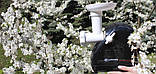 Електрична м'ясорубка БЕЛВАР КИМ-П2У мод. 302-07 чорна, фото 3
