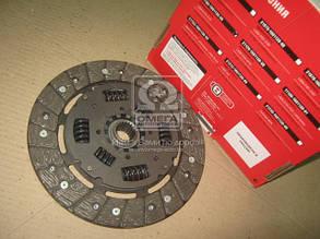 Диск сцепления ведомый ВАЗ ВАЗ 2110, 2111, 2112 (8-ми клапанный двигатель) (пр-во ВИС)